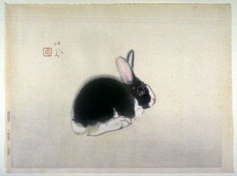 takeuchi-seiho-rabbit