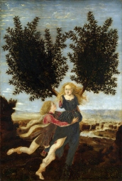 Antonio del Pollaiolo (1429/1433 – 1498), Apollo and Daphne