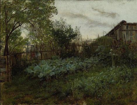 门泽尔后花园