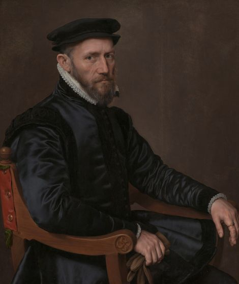 Portretten_van_Sir_Thomas_Gresham_en_Anne_Fernely_Rijksmuseum_anthonis mor